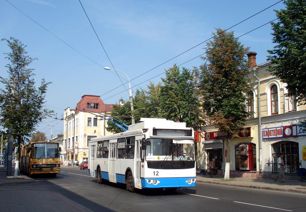Улица Крестовая. Автор фото: