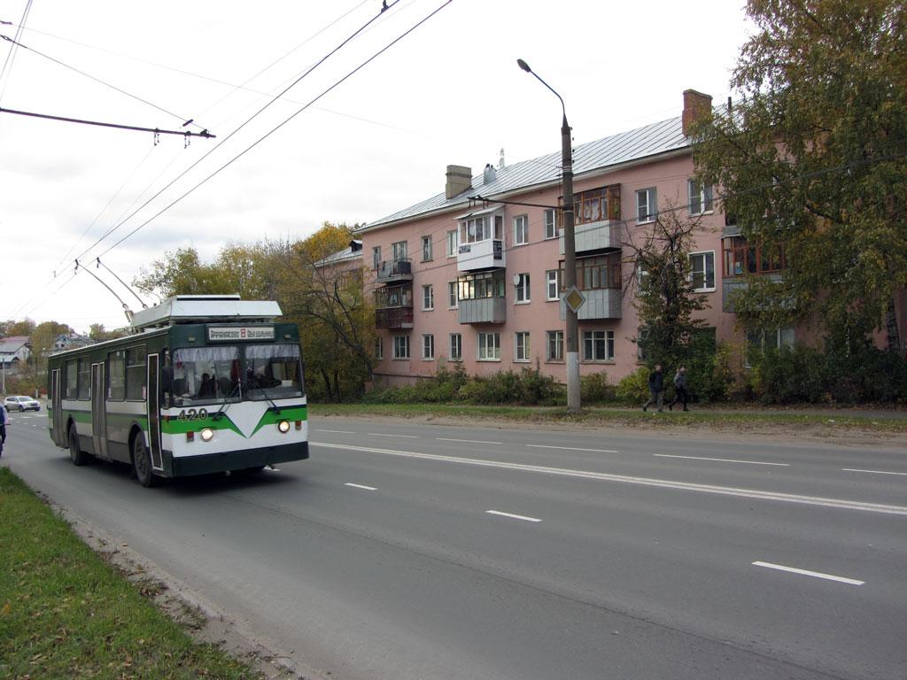 схема 406 маршрута москва-подольск