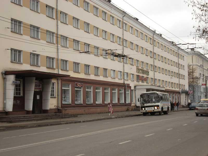 иваново гостиницы цены