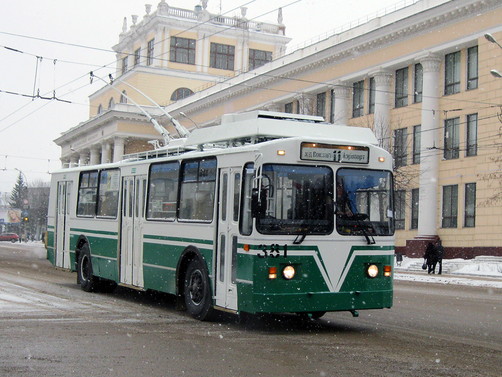 схема движения троллейбуса 5 в г дзержинск