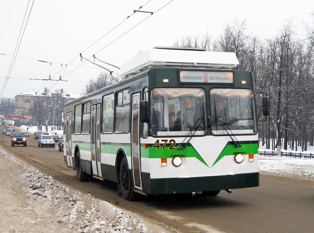Машина сменила на маршруте №8